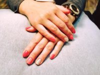 Manicures by Connie Brantley and Amy Howerton at Salon 5200 Hilton Head Island