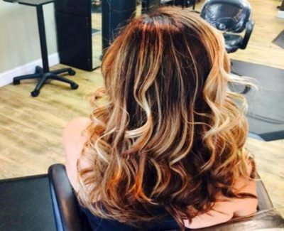 Balayage by Celeste Iannazzo Salon 5200 Hilton Head