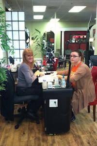 Connie Brantley Nail Technician Manicures Pedicures Salon 5200 Hilton Head Island