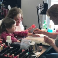 Connie Brantley Nail Technician Salon 5200 Hilton Head Island