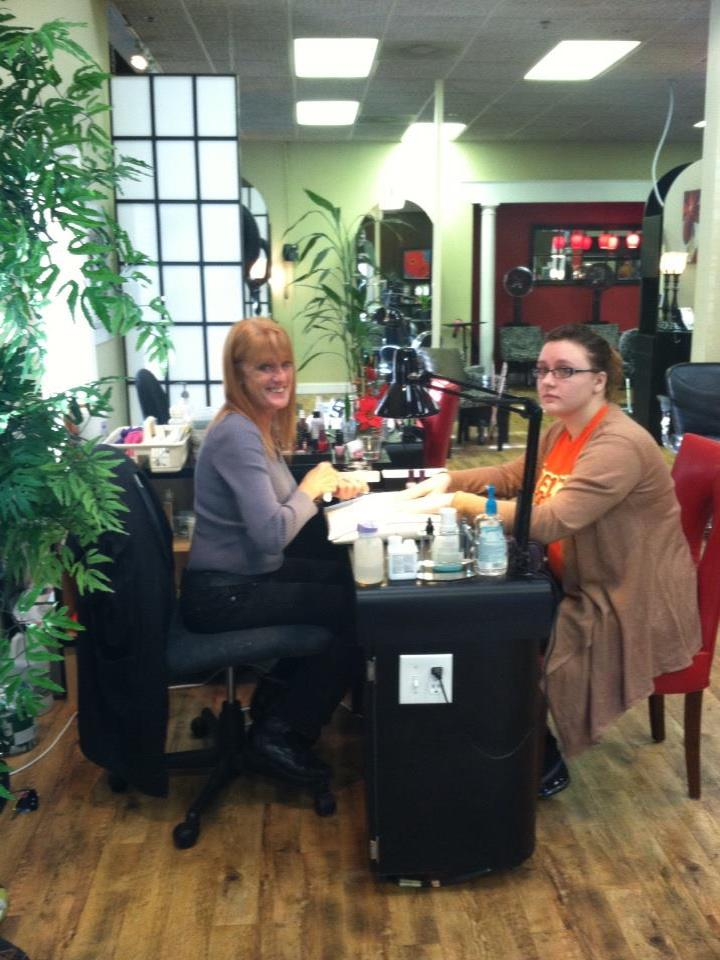 Connie Brantley Nail Technician Manicures Pedicures Salon 5200 Hilton Head Island