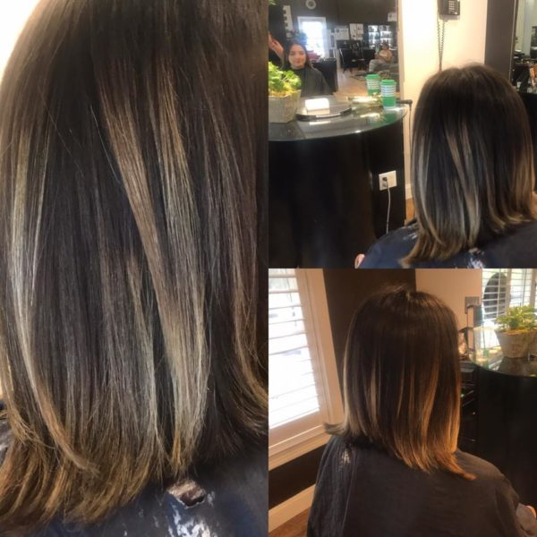 Hair Stylist Celeste Iannazzo Salon 5200 Hair Smoothing