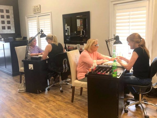 Manicures by Connie Brantley Salon 5200 Hilton Head Island