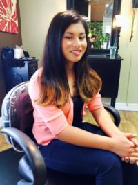 Ombre Hair color by Celeste Iannazzo Salon 5200 Hilton Head Island