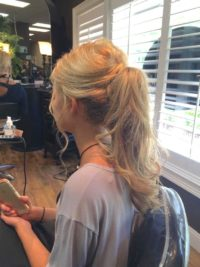 Prom Hair Styles by Celeste Iannazzo Salon 5200 Hilton Head Island