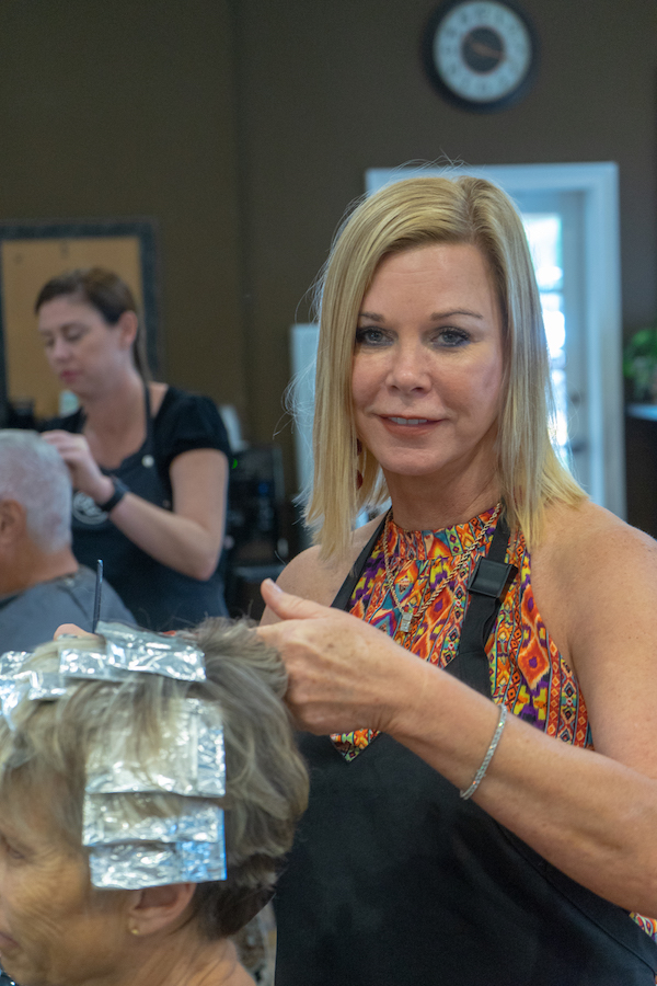 Sheila Clark Owner of Salon 5200 Best Hair Salon in Hilton Head Island, Bluffton