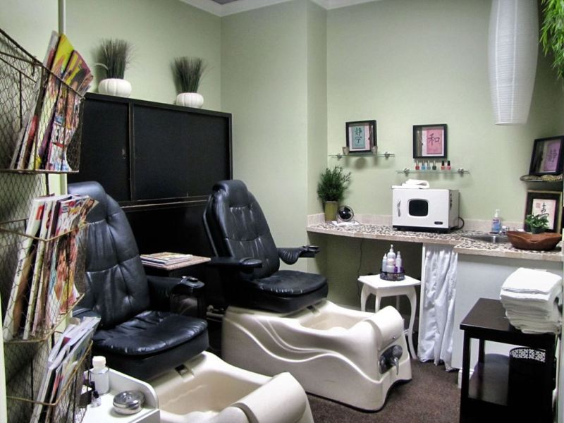 Salon 5200, Best Pedicures Hilton Head