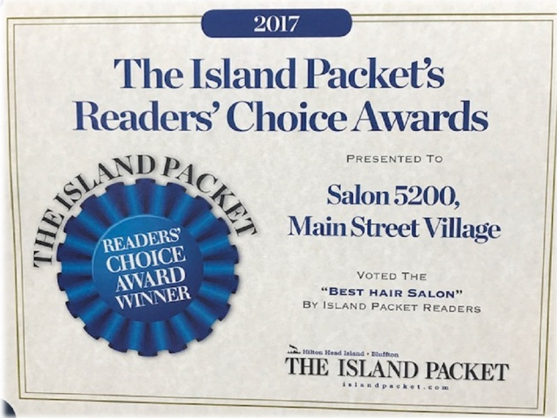 Salon 5200 Best Salon Island Packet Readers Choice Award