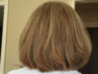 Brazilian Blowout after photo Salon 5200 Hilton Head Island