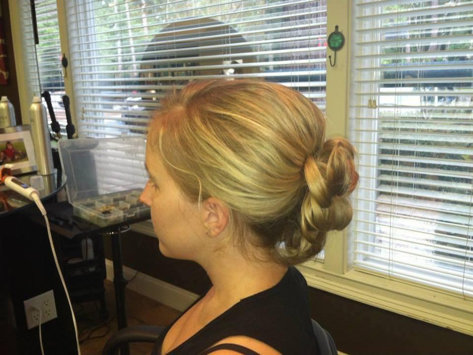 Special Occasion hair stylist Celeste Iannazzo Salon 5200 Hair Stylist Hilton Head