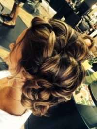 Special Occasion hair stylist Celeste Iannazzo