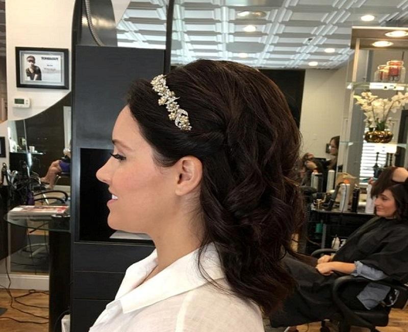 Wedding Party Hair Styling Salon 5200 Hilton Head